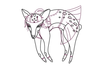 deer-sketches-3-lady